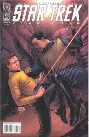 Star Trek Year Four Enterprise Experiment #3 (2008) IDW Publishing comic book